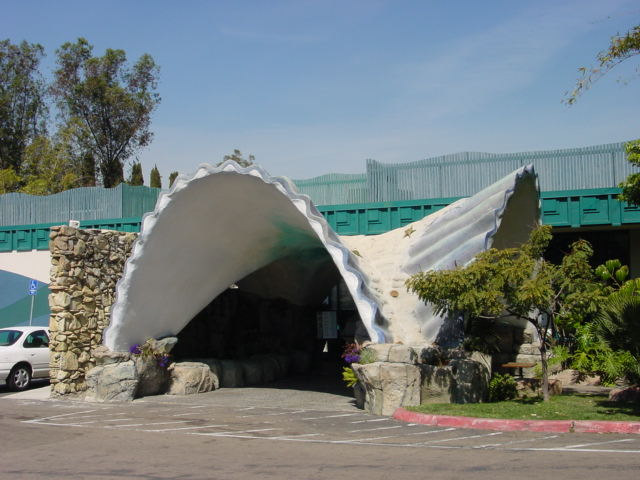 Cass plumbling heating inc projects for Anthony s fish grotto san diego